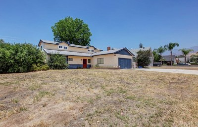 Single Family Home For Sale: 5974 Newcomb Street
