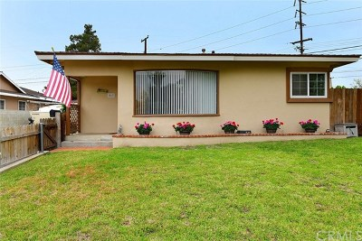 San Dimas Single Family Home For Sale: 643 N Billow Drive