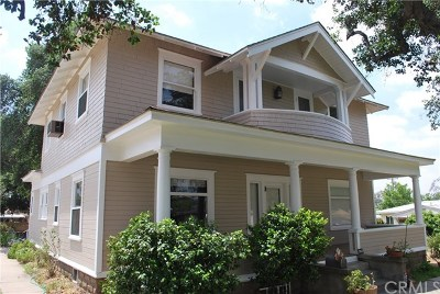 Glendora Single Family Home For Sale: 360 W Juanita Avenue