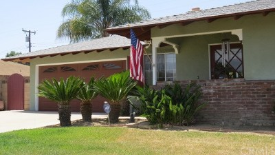 Rancho Cucamonga Single Family Home For Sale: 7068 Beryl Street