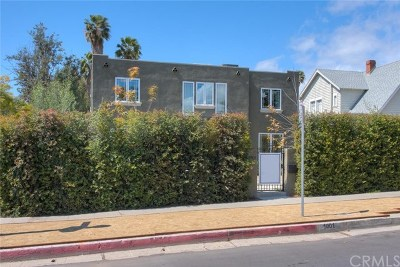Single Family Home For Sale: 1901 N Catalina Street
