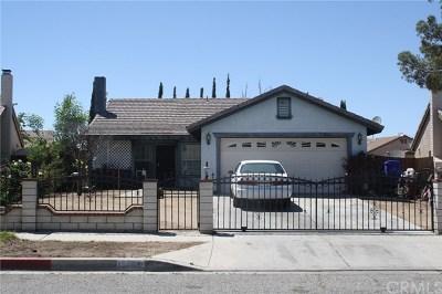 Adelanto Single Family Home For Sale: 15188 Reiman Street