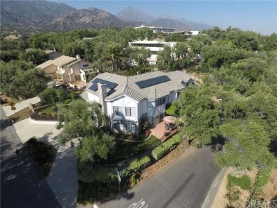 Claremont Single Family Home For Sale: 4000 Via Padova