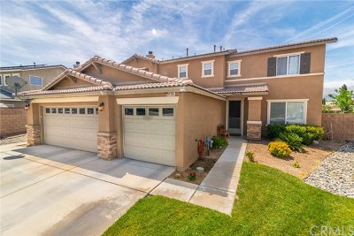 Lancaster Single Family Home For Sale: 6156 Starview Drive