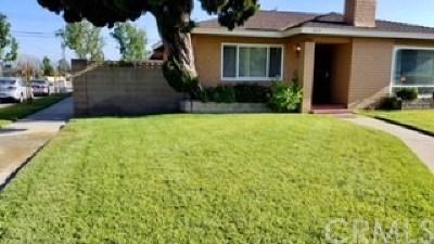 Ontario Single Family Home For Sale: 925 W Hawthorne Street