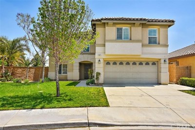 Fontana Single Family Home For Sale: 16651 Shoal