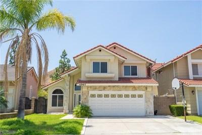 Yorba Linda Single Family Home For Sale: 4965 Lotus Avenue