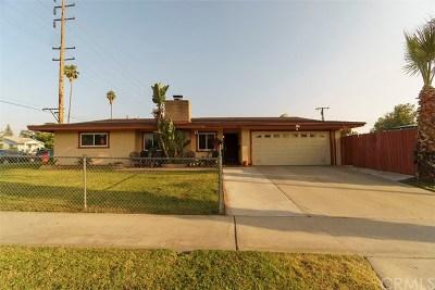 Redlands Single Family Home For Sale: 756 E Brockton Avenue