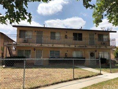 Rialto Multi Family Home For Sale: 558 S Benjamin Street
