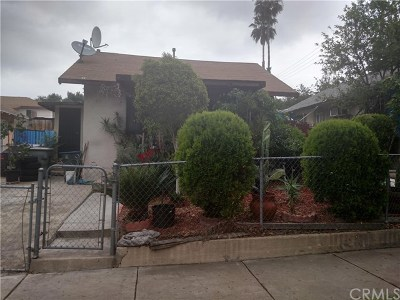 Pasadena Single Family Home For Sale: 83 W Washington Boulevard