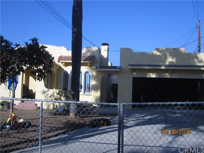 Pomona Single Family Home For Sale: 1459 S Rebecca Street