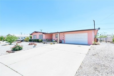 Menifee CA Single Family Home For Sale: $250,000
