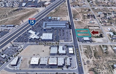 Victorville Residential Lots & Land For Sale: Amargosa Road