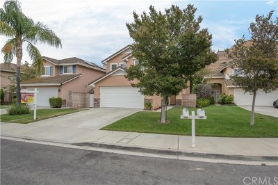 Chino Hills CA Single Family Home For Sale: $724,800