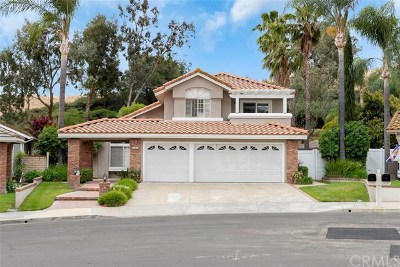 Chino Hills Single Family Home For Sale: 15778 Pistachio Street