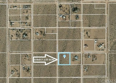 Phelan Residential Lots & Land For Sale: Nevada Road