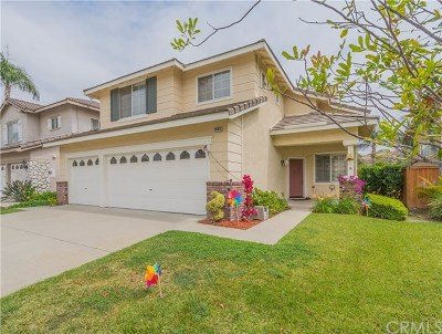 Chino Hills Single Family Home For Sale: 5949 Natalie Road