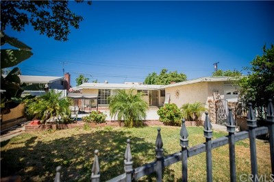 Hacienda Heights Single Family Home For Sale: 1721 Eastleigh Avenue