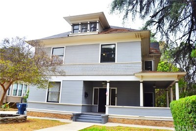 Redlands Single Family Home For Sale: 126 Grant Street