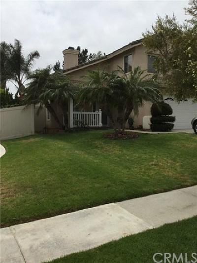 Corona Single Family Home For Sale: 2174 Bowdoin Street