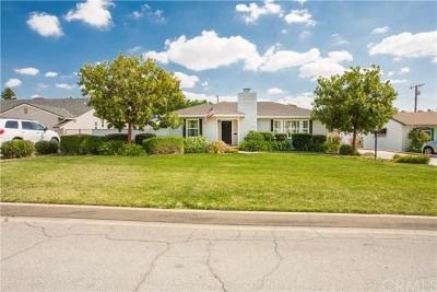 Glendora Single Family Home For Sale: 534 E Comstock Avenue