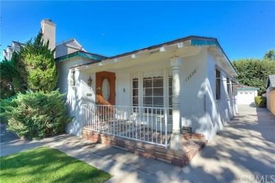 Bellflower Single Family Home For Sale: 13628 Ardis Avenue