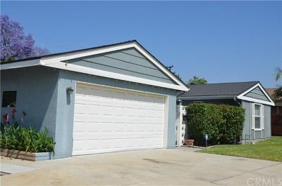 Pomona Single Family Home For Sale: 1713 Martello Street