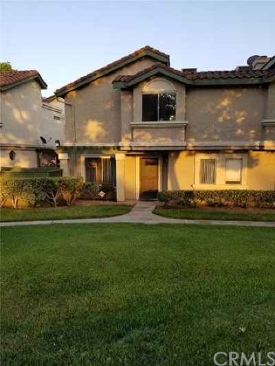 Rancho Cucamonga CA Condo/Townhouse For Sale: $349,000