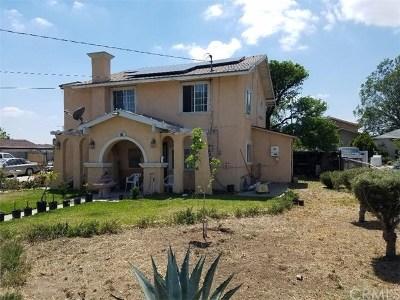 Fontana Single Family Home For Sale: 7794 Palmetto Avenue