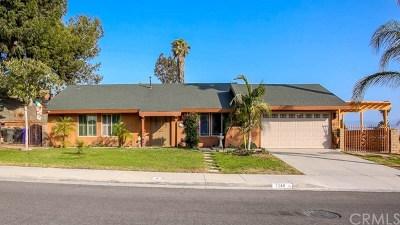 Riverside, Temecula Single Family Home For Sale: 7344 Pico Avenue