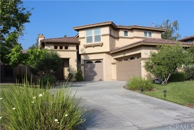 Yucaipa Single Family Home For Sale: 11889 Annandale Road