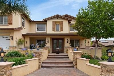 Rancho Cucamonga CA Single Family Home For Sale: $1,199,000