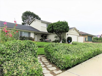 Glendora Single Family Home For Sale: 939 Bradish Avenue