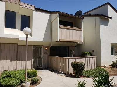 Brea Condo/Townhouse For Sale: 743 Wagon Wheel Circle