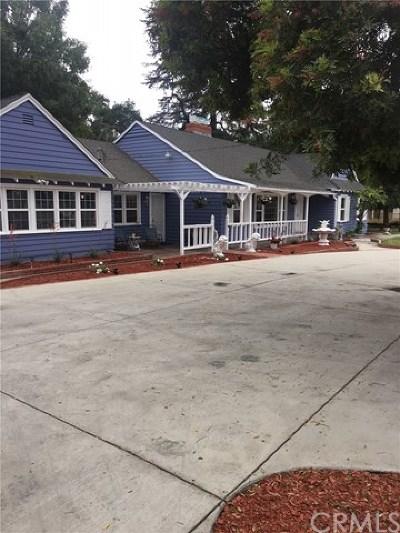 West Covina Single Family Home For Sale: 3514 E Holt Avenue