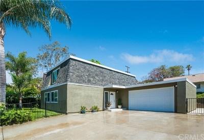 San Clemente Single Family Home For Sale: 1503 Calle Alcazar