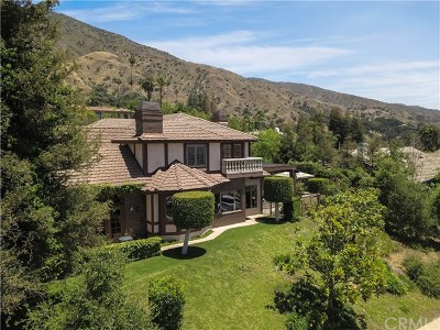 Glendora Single Family Home For Sale: 910 N Silent Ranch Drive
