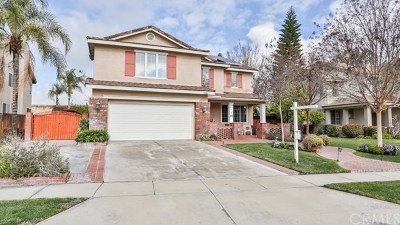 Upland Single Family Home For Sale: 1743 W Ponderosa Way