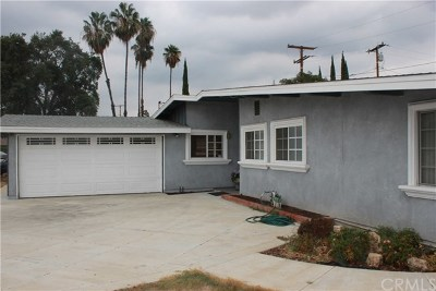 Covina Single Family Home For Sale: 560 E Algrove Street