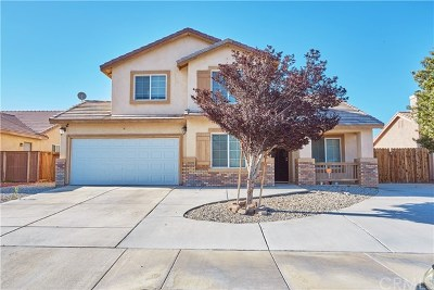 Adelanto Single Family Home For Sale: 11870 Lupin Road