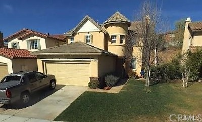 Beaumont Single Family Home For Sale: 35480 Trevino