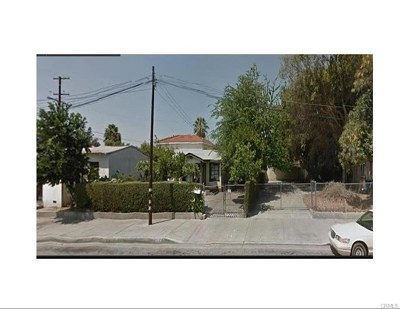 El Monte Single Family Home For Sale: 2609 Peck Road