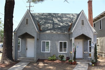 Redlands Multi Family Home For Sale: 203 Church Street