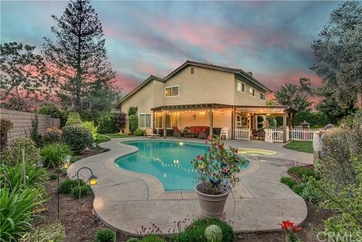 San Dimas Single Family Home For Sale: 1330 Somerset Drive