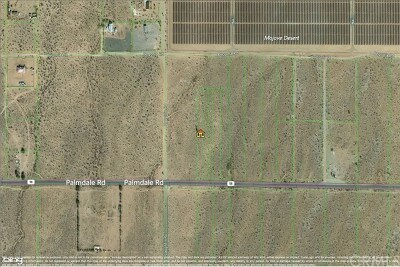 Victorville Residential Lots & Land For Sale: 1 Palmdale Road