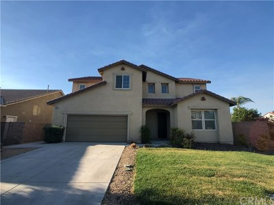 Eastvale Single Family Home For Sale: 14852 Bridal Trail Cir