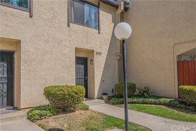 Covina Condo/Townhouse For Sale: 18717 E Arrow #23