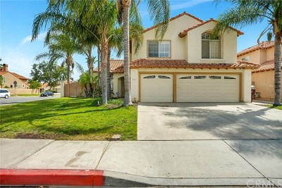 Moreno Valley Single Family Home For Sale: 25639 Los Cabos Drive