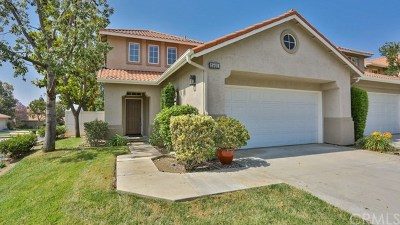 Upland Condo/Townhouse For Sale: 1540 Augusta Drive