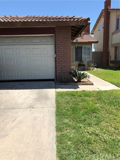 Rialto Single Family Home For Sale: 523 W Virginia Street